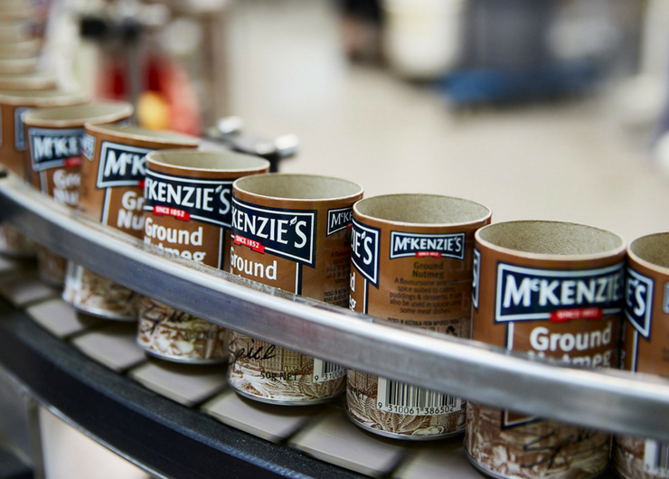 What's old is new again: McKenzie's pantry classics back in fashion