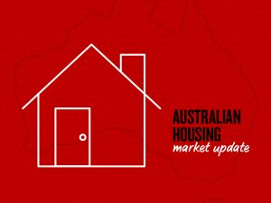 Australian housing market update